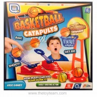 Catapult Basketball Game