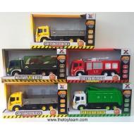 Lights & Sounds Vehicles Bundle