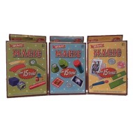 Magic Tricks Trio Set