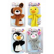 Hand Puppets - Assorted