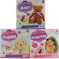 Make Your Own Plush Toys Bundle
