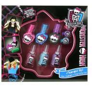 Monster High Hair Highlighters & Glitter Gel