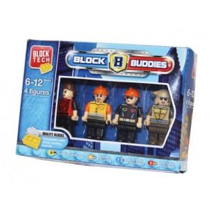 Block Tech Figures Collection