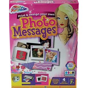Design & Print Your Own Photo Messages