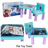 Frozen Table & Chair Set
