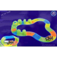 Flexi Glow Track Tunnel Set