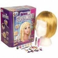Supermodel Dolls Head