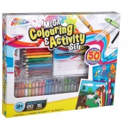 Mega Colouring & Activity Set