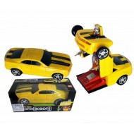 Transforming Bump & Go Car