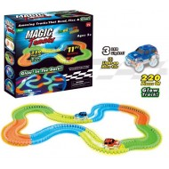 Magic Tracks - Flexi Track Set